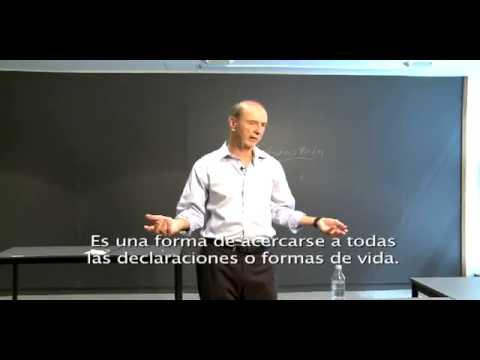 Gergen hablando de construccionismo social