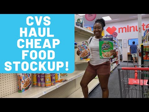CVS Couponing Haul! Free Candy, $.99 Cereal, $.37 Tea, & Milk! Food Stock Up| Krys the Maximizer
