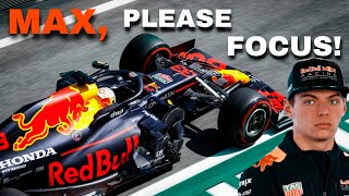 Max Verstappen NOT HAPPY with his .... (incl. a nice voicecrack 😂) | 2020 Spanish GP Catalunya