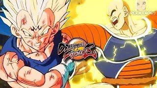 NAPPA GETS REVENGE ON VEGETA! - Dragon Ball FighterZ: Random Character Select