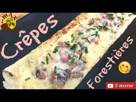 crêpes-salées-forestières-!-recette-simple-facile-et-rapide-ultra-gourmandes-&-faciles-à-faire-!