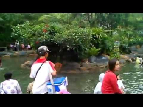 Ciater Hot Spring Water, Subang - West Java, Indonesia