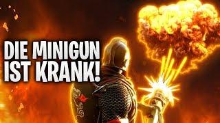 DIE MINIGUN IST KRANK! 💥 OMG! 🔥 | Fortnite: Battle Royale