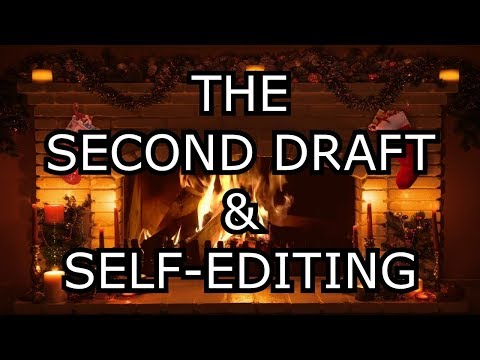 Writing Tips   The Second Draft & Self Editing