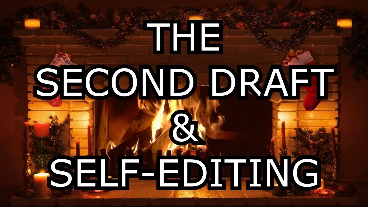 writing a second draft
