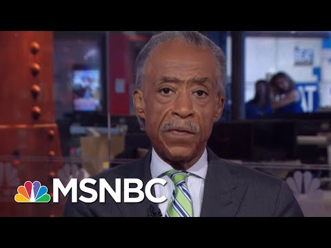 Rev. Sharpton: Why Trump Won't Separate Kids At Canadian Border | The Beat With Ari Melber | MSNBC