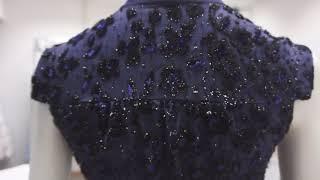 Вечернее платье в аренду Karen Millen Purple Evening Dress Москва, Краснодар НОВИНКИ!