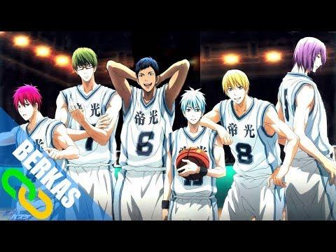 Kuroko No Basket: Last Game HD Subtitle Indonesia
