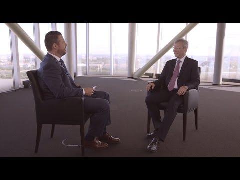 Interview with OMV's new CFO Reinhard Florey