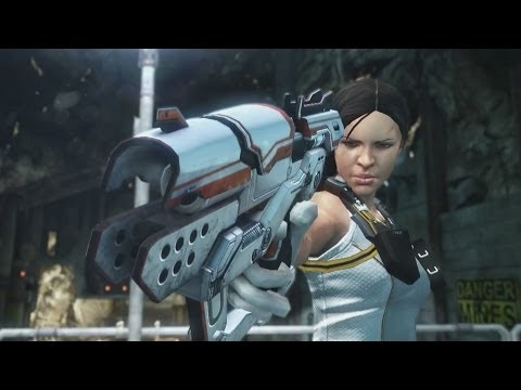 Defiance - NSFW Defiance Free-to-Play Launch Trailer