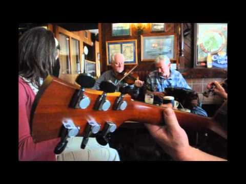 A session from the Fiddle Fair at Bushes Bar, Baltimore