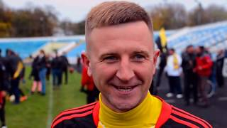 Олександр Маковійчук, граючий тренер ФК «Магала»