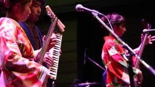 2008年に白藤ひかり、武田佳泉のふたりによって結成された本格派津軽三...