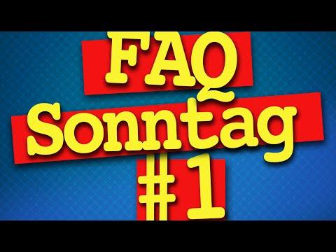 FAQ Sonntag | Eure Kommentare #1