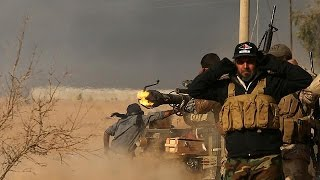 Mosul campaign could take two more months