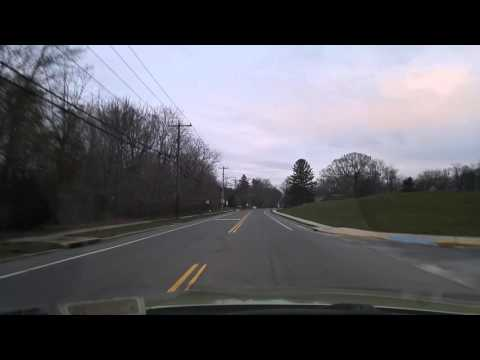 Driving by Old Bethpage,New York