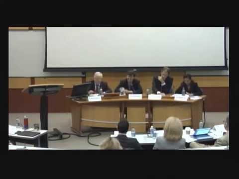 Global Health Law & Policy Symposium | Keynote, Benjamin Mason Meier & Panel 1, Lessons from Ebola