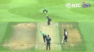 WSX Cricket - Seth Rance