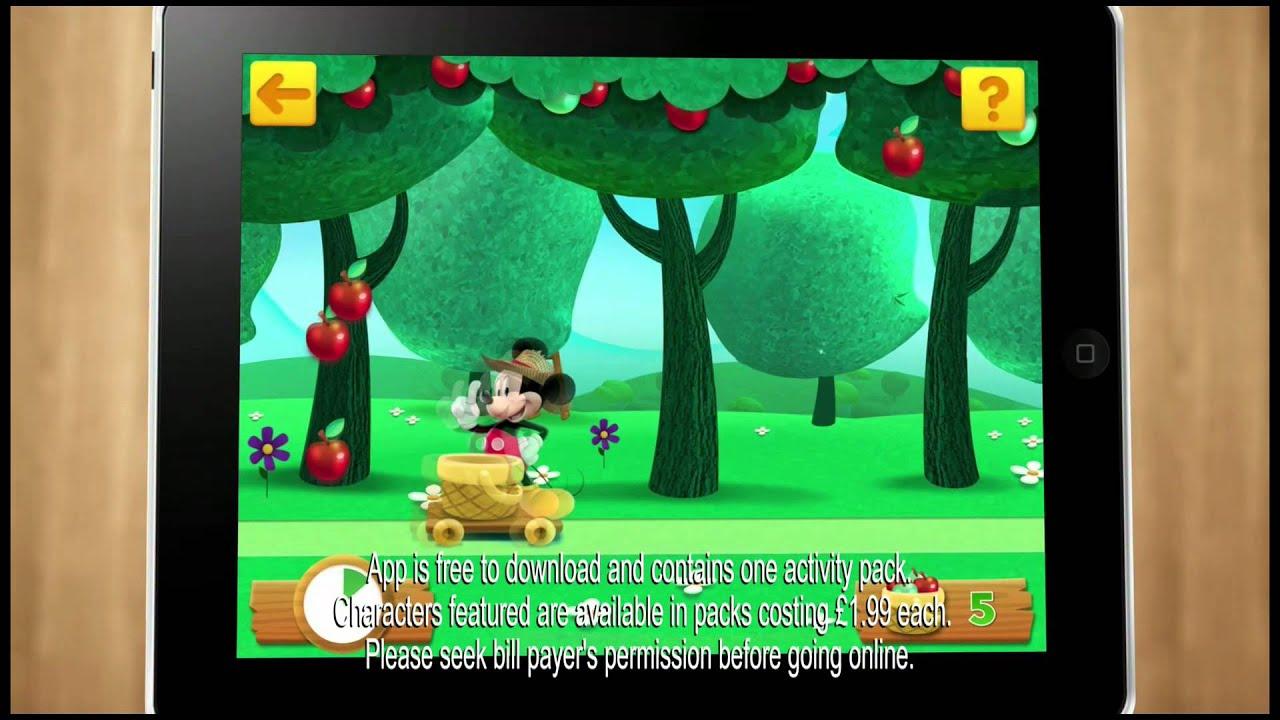 The Disney Junior Play App!