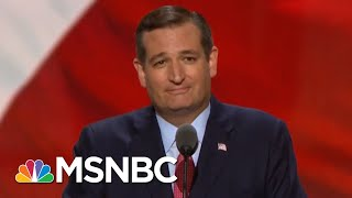 President Donald Trump To Rally For Senator Ted Cruz   All In   MSNBC
