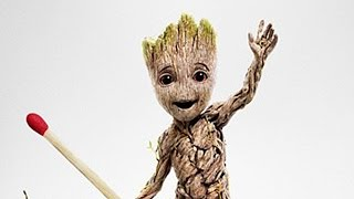 I Am Groot - Vin Diesel - Guardians of the Galaxy Vol. 2 (2017)