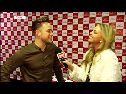 What Is Olly Murs' Tinder Bio? - Big Interview