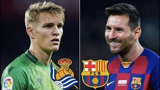 Real Sociedad vs Barcelona, La Liga 2019/20 - MATCH PREVIEW
