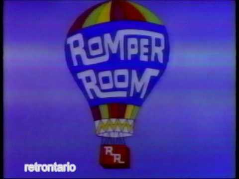 Cfto Romper Room Amp Friends Intro 1984 Youtube