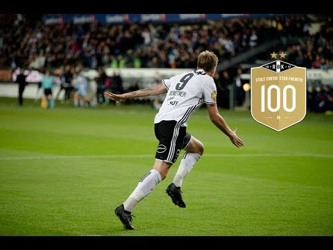 Nicklas Bendtner - All Goals - Rosenborg 2017 HD