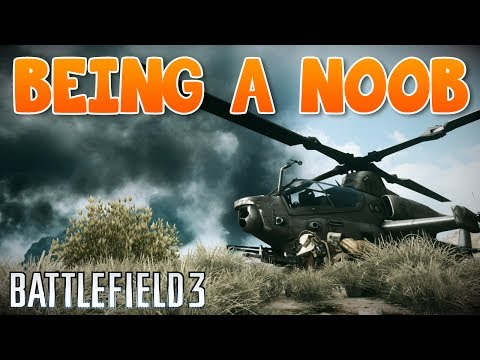 Being A Noob With PC Gaming : BF3 Conquest (Operation Firestorm) w/ AK-74M