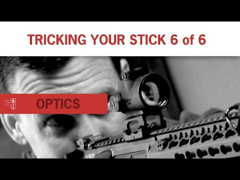 Tricking your stick with Nate and Trav 6 of 6 Weapon Optics