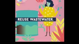 2017年 世界水の日:無駄をなくそう