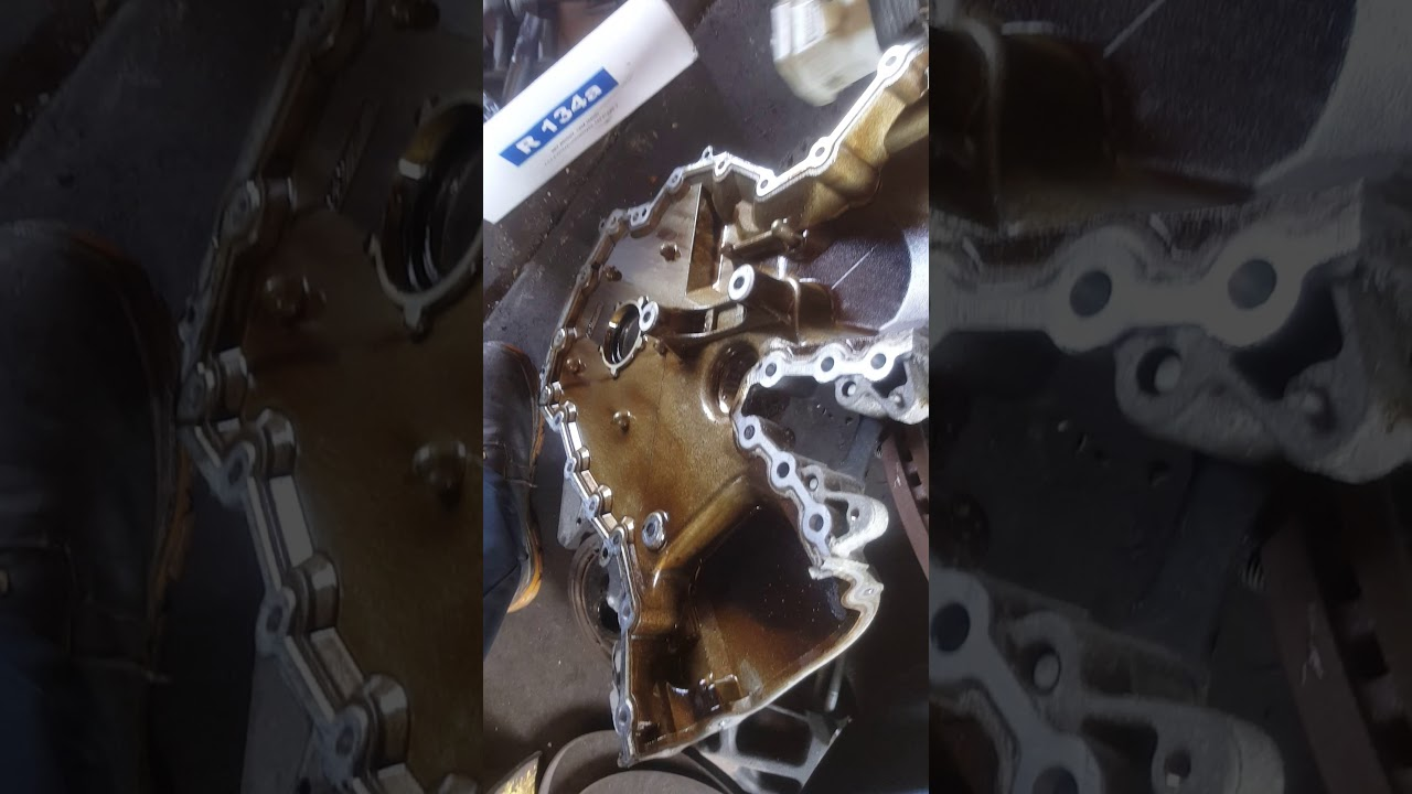 small resolution of water pump lincoln mkx