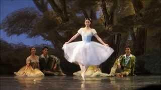 N. Osipova, S. Polunin - Giselle(2) . Moscow
