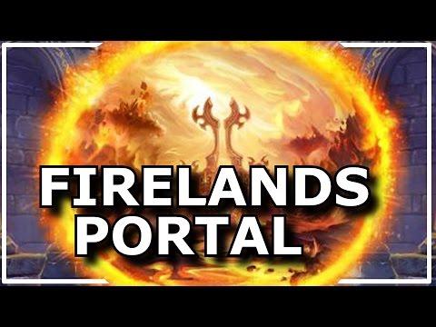 Hearthstone - Best of Firelands Portal