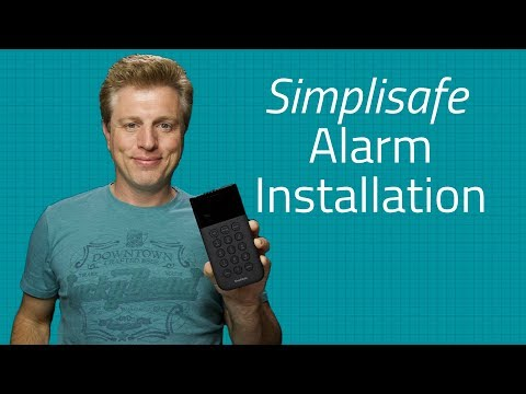 Simplisafe Installation & Setup: Great Alarm with Monitoring