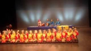 DANADYAKSA BUDAYA SMP LABSCHOOL CIBUBUR IN CATALONIA DANCING COMPETITION IN SPAIN, Lloret de mar