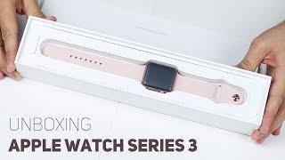 Apple Watch Series 3 / Анбоксинг и первые впечатления