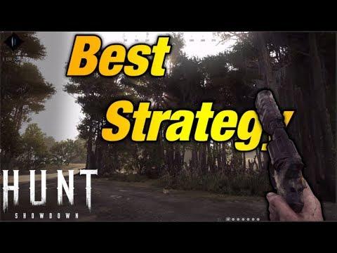 Hunt showdown best options