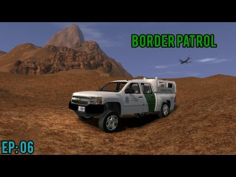 LCPDFR - Border Patrol | Episode 06 - Multiplayer | GTA IV (HD)