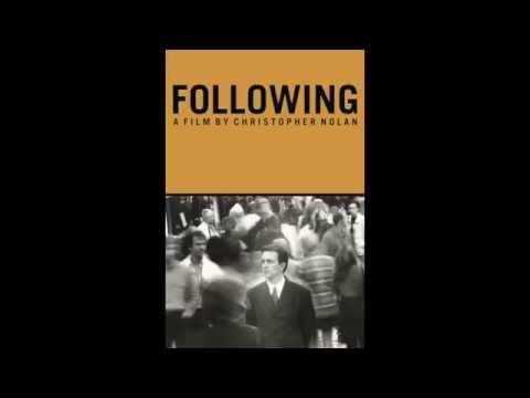Following Complete Score - David Julyan
