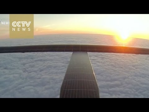Solar airplane to resume flight in 2016