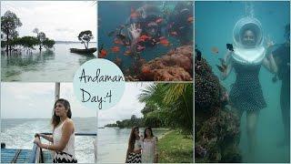 Andaman Holiday Day 4- Havloc, White Sand Beach, Scuba Diving, Sea Walk