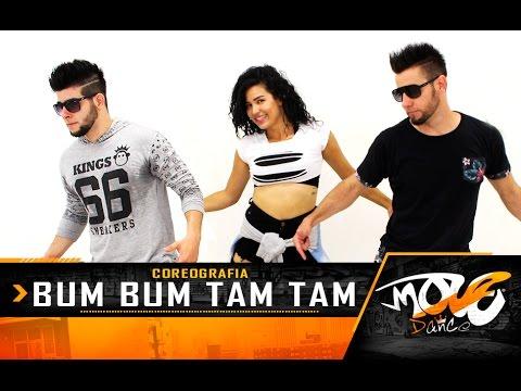 MC Fioti - Bum Bum Tam Tam Coreografia Move Dance