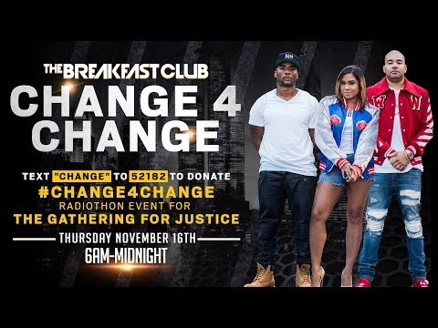 The Breakfast Club Announces 24-Hour Broadcast Benefiting