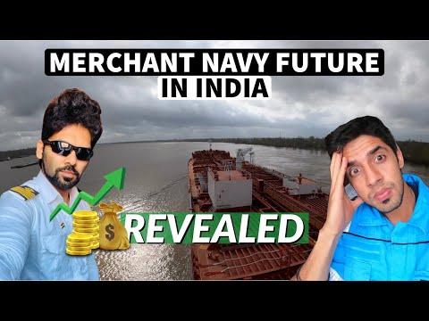 Salary Of Captain @ShipSailorSunil | Future Of Merchant Navy
