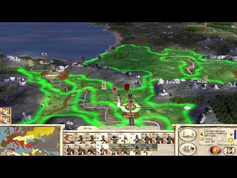 Let's Play R:TR 128 (Hispania, Osca, Assault On Tarsus)