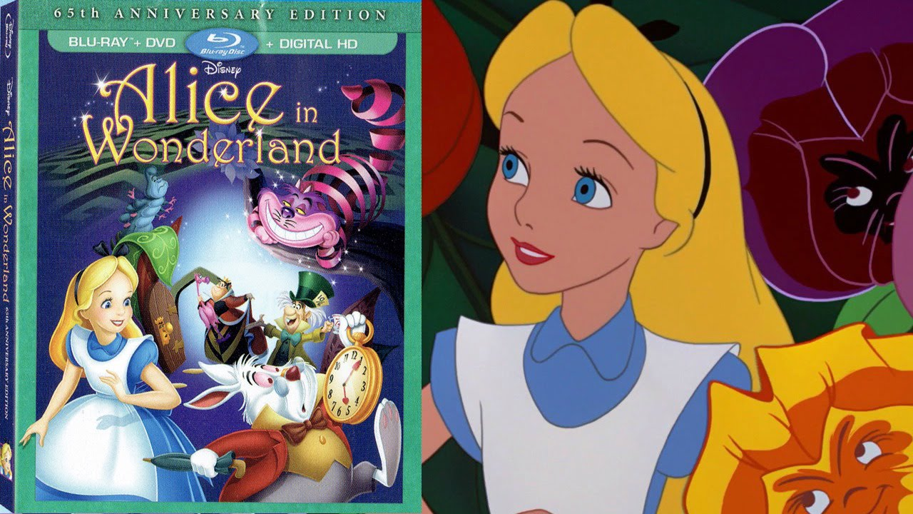 alice in wonderland 65th anniversary edition youtube