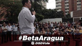 #BetaAragua #25ago