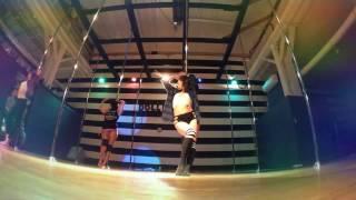 Guys My Age Pole Dance Choreography